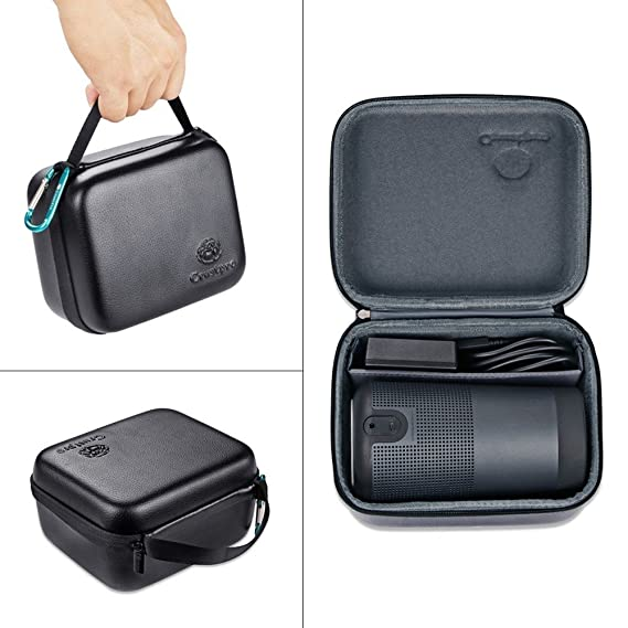 Amazon.com: Meijunter Portable Hard Protective Case Cover Bag Box for Bose SoundLink Revolve Bluetooth Speaker,Extra Space for Charger and Cable?