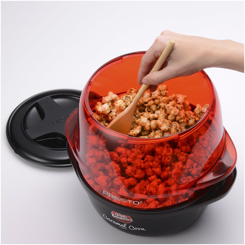 Presto 04851 Orville Redenbachers Caramel Corn Maker