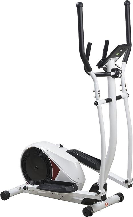 SportPlus SP-ET-9500-E Bicicleta Elíptica Compatible con CardioFit ...