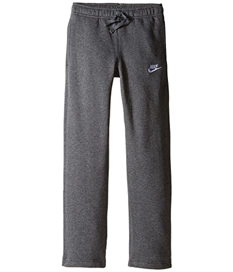 Nike Boys Sportswear Sweatpants (X,Small, Dark Grey Heather)