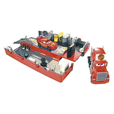 Cars Mack Truck Playset: Toys & Games