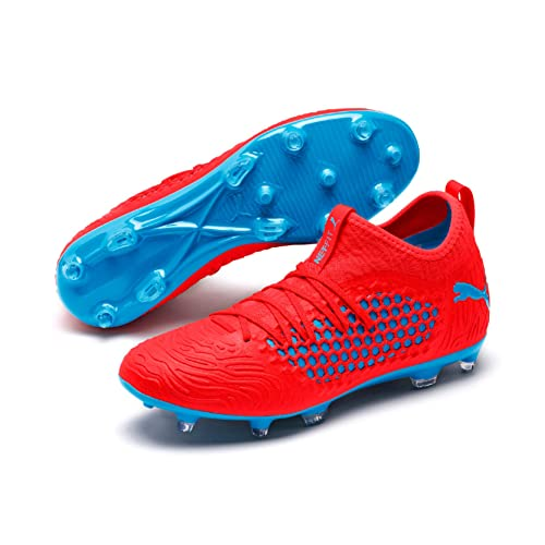 4979bb308389e Puma Men's Future 19.3 Netfit Fg/Ag Football Shoes: Amazon.co.uk ...