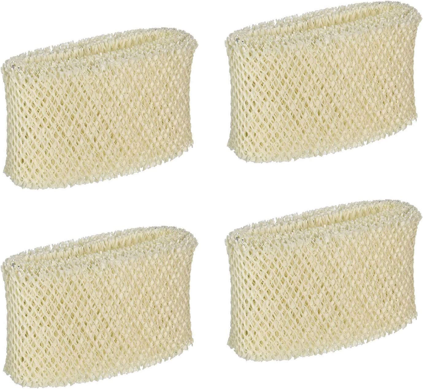 Ximoon Humidifier Filter Replacements for Vicks Kaz WF2, Fit Vicks V3500N, V3100, V3900 Series, V3700, Sunbeam 1118 Series 4