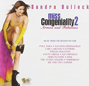 Amazon Miss Congeniality 2 Armed And Fabulous