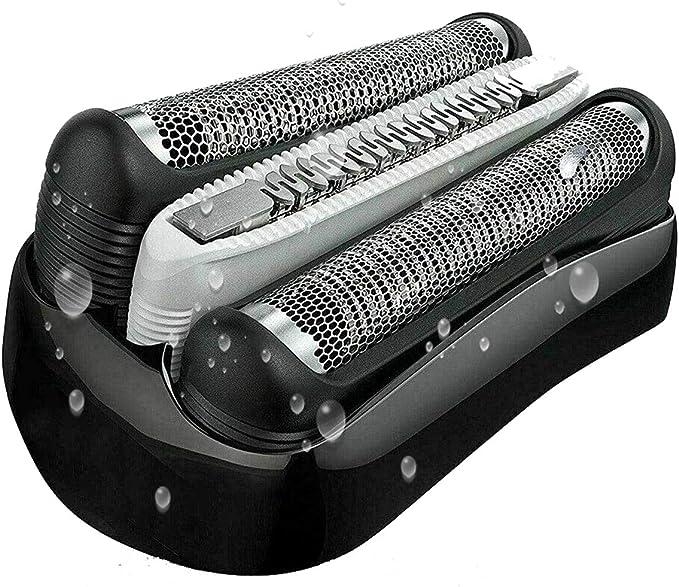 21B - Pieza de repuesto para afeitadora Braun, compatible con la ...