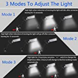 Aqonsie 48 Led Remote Solar Lights Outdoor