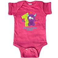 inktastic - Monster 1st Birthday Infant Creeper