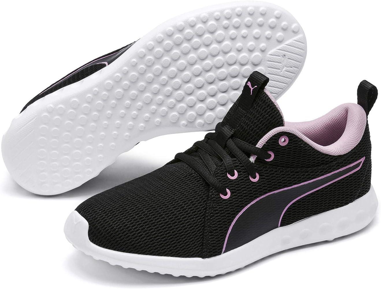 Nouveau Ou Trouvez Nike Black Puma Femme Baskets Basses