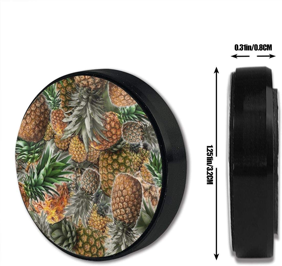 Pineapple Patch Magnetic Phone Car Mount Phone Holder for Cell Phones and Mini Tablets with Fast Swift-Snap Technology