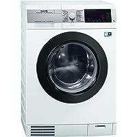 AEG l99695hwd lave-linge séchant/A de 40% A/1600tr/min laver: 9kg/sécher: 6kg/Blanc/Technologie Pompes à Chaleur/Silence Moteur