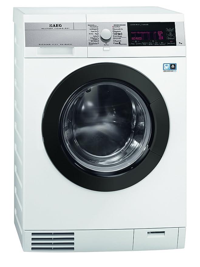 AEG L99695HWD - Lavadora-secadora (Front-load, Independiente ...