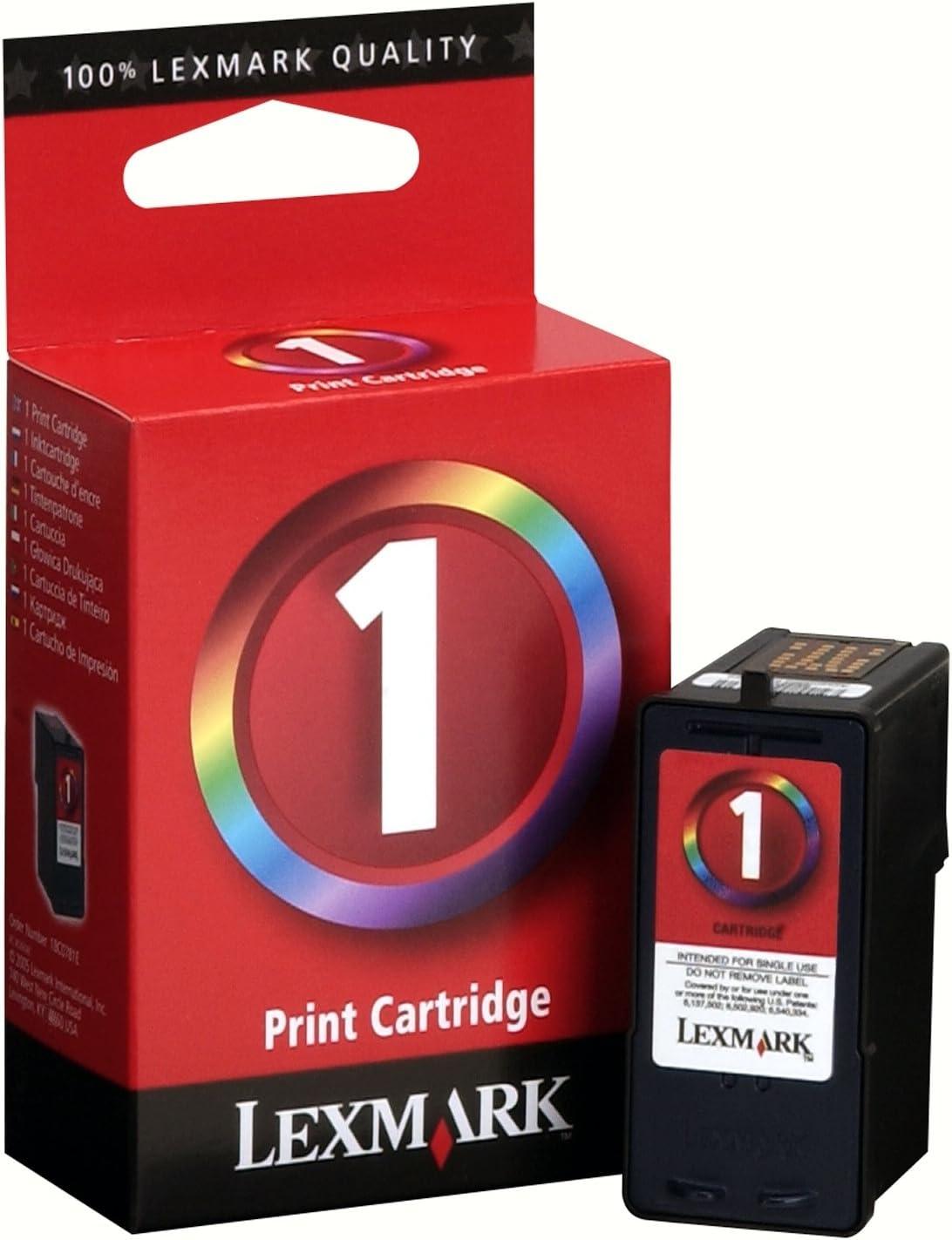 Lexmark 18C0781 Inkjet Ink/Print Cartridge