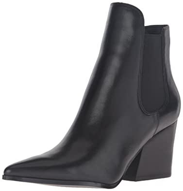 2c9639417cb Amazon.com | KENDALL + KYLIE Women's Finley Chelsea Boot | Ankle ...