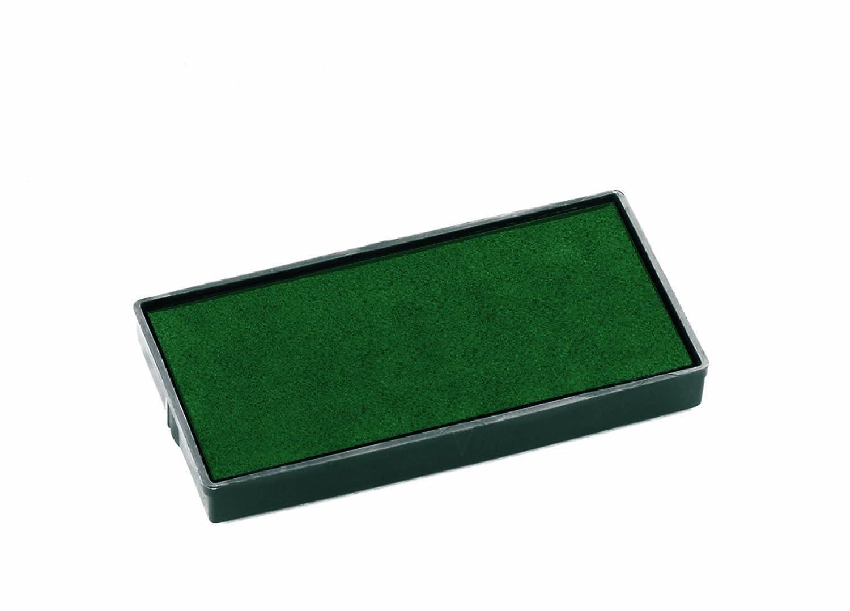 Colop E/40 - Juego de 2 tampones de recambio para estampar, color verde E40GN