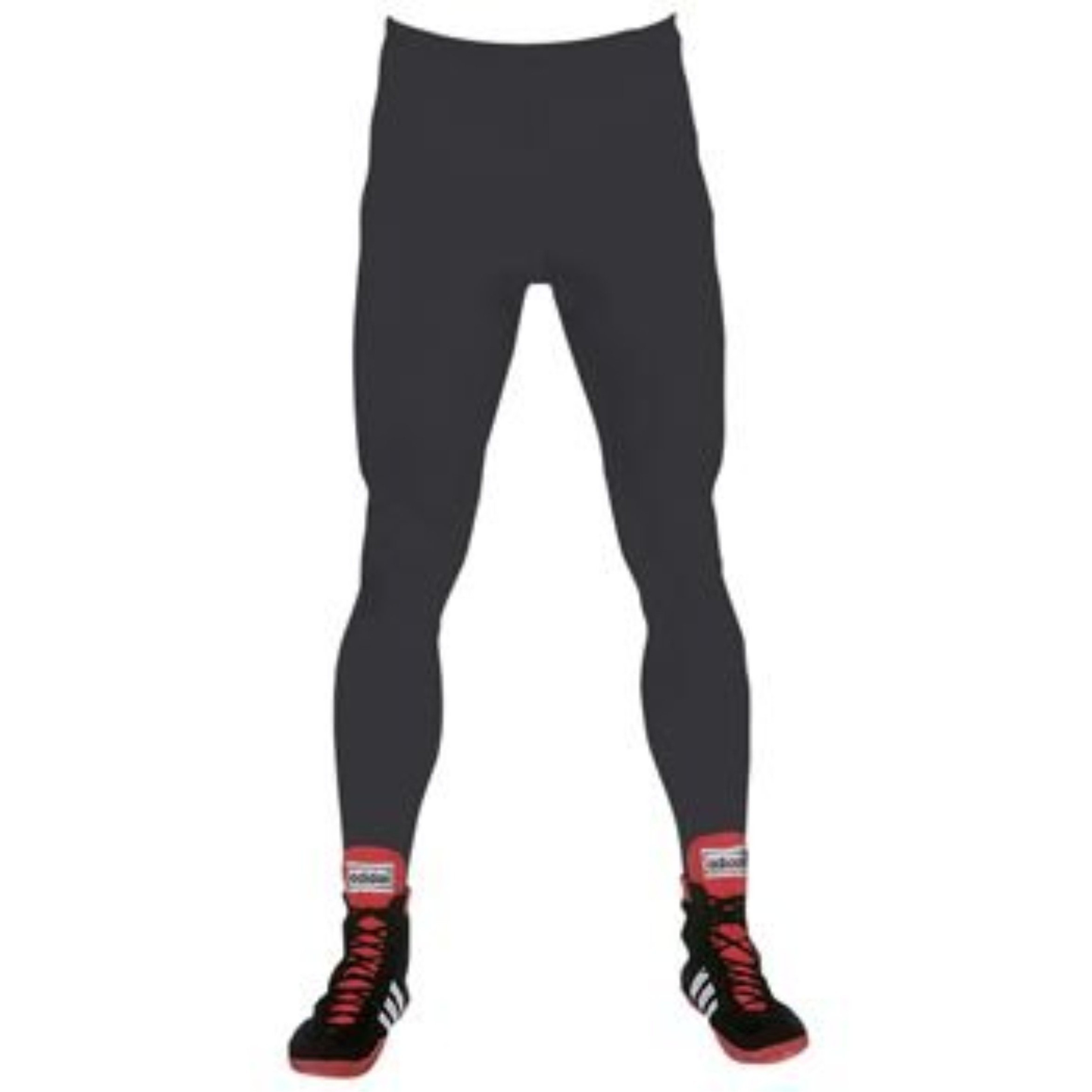 Brute Lycra Tights W/Stirrups - SIZE: X-Small, COLOR: Black