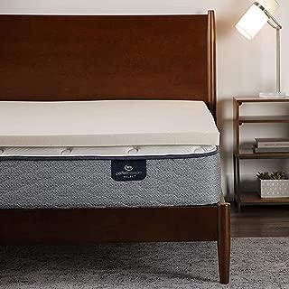 product image for Serta CopperGel 2-in Memory Foam Mattress Topper, Twin XL