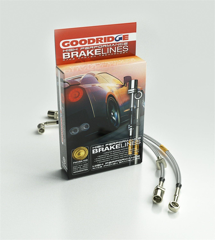 Goodridge 12283 Brake Line