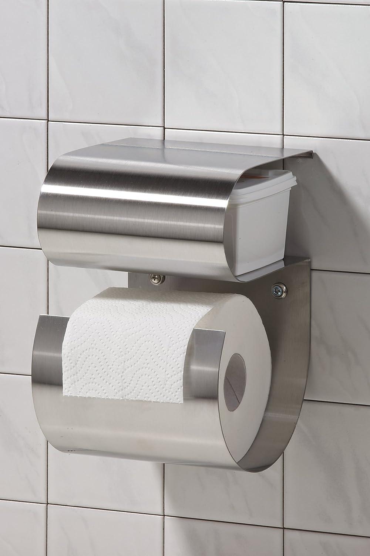 toilettenpapierhalter mit feuchtt cherbox vd74 hitoiro. Black Bedroom Furniture Sets. Home Design Ideas