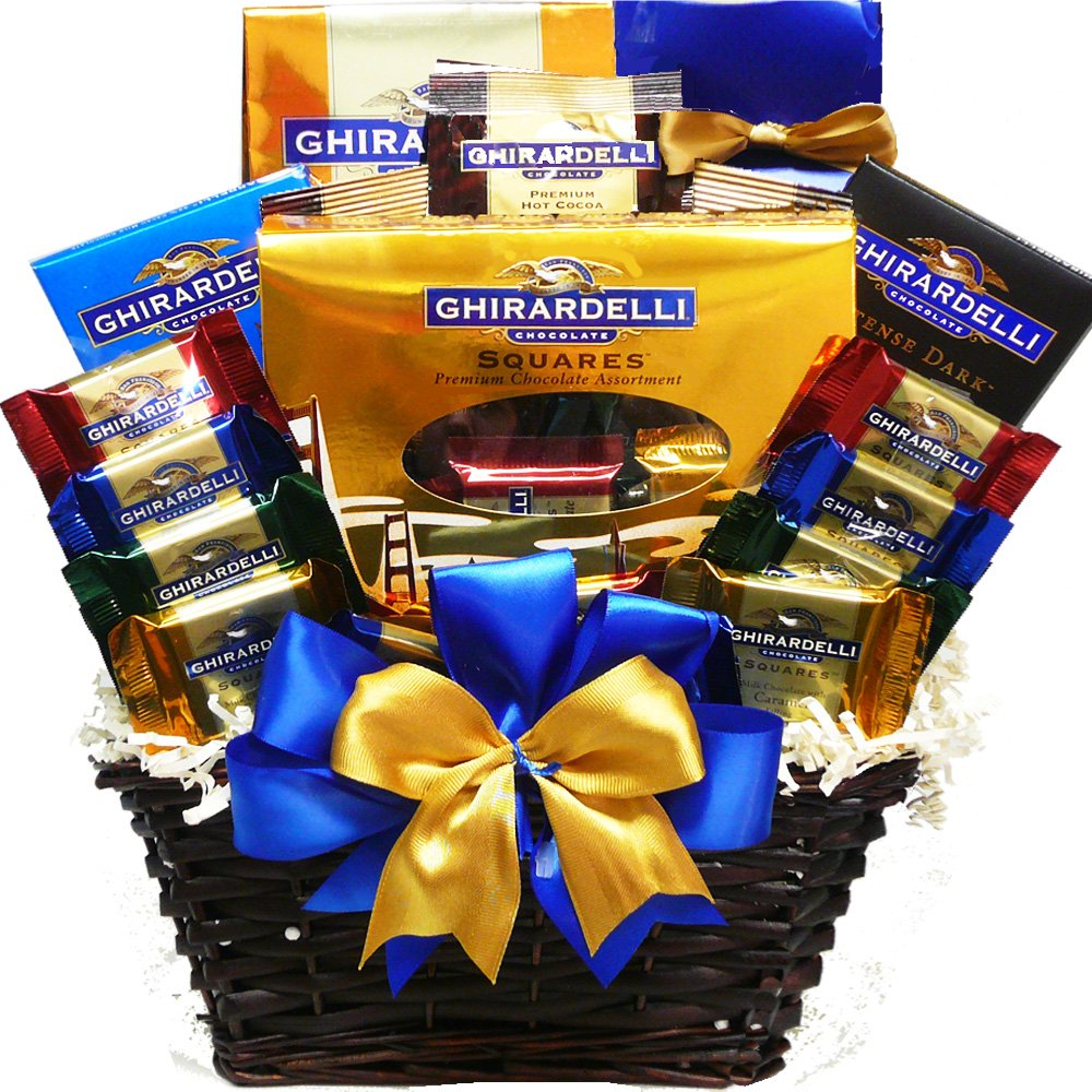 Amazon ghirardelli chocolate lovers gift basket gourmet amazon ghirardelli chocolate lovers gift basket gourmet chocolate gifts grocery gourmet food negle