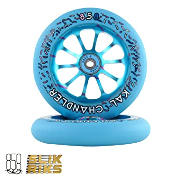 Ride 858 Kal Chandler Stunt - Ruedas para Patinete (120 mm ...