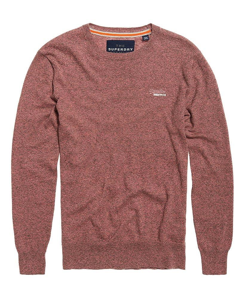 Superdry Orangelabelcrew, Sweat-Shirt de Sport Homme M61083KQF7