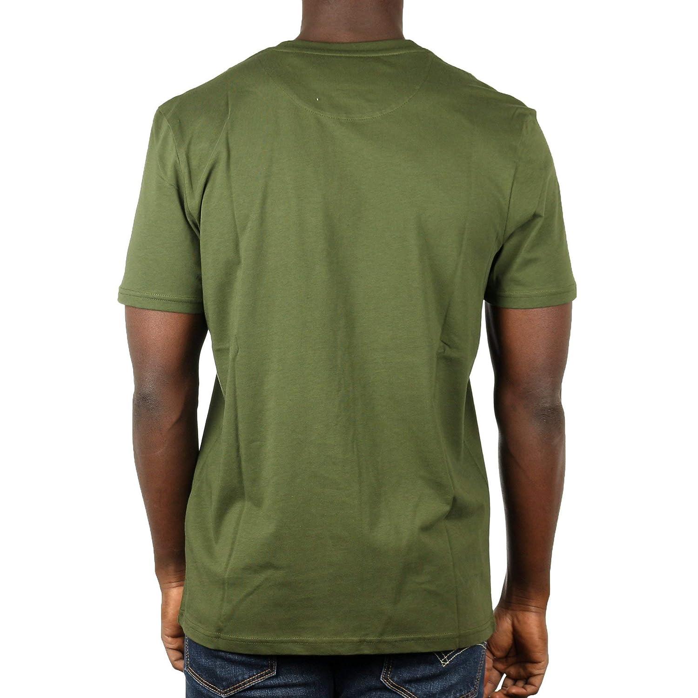 9d0fd76e762217 Lyle & Scott Men's Crew Neck T - Shirt: Lyle And Scott: Amazon.co.uk:  Clothing