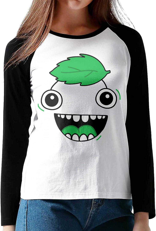 Johnson hop Guava Juice Green Face2 - Camiseta de manga larga ...