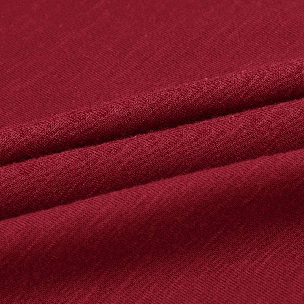 ZEFOTIM Women Girls Plus Size Print Shirt Short Sleeve T Shirt Blouse Tops
