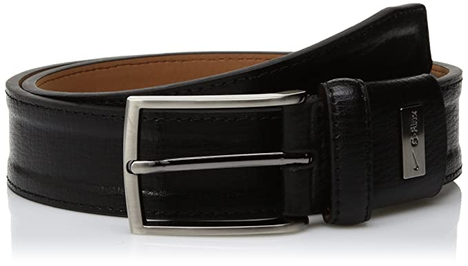 ede8984c38b Nike Men s Trapunto G-Flex Belt at Amazon Men s Clothing store
