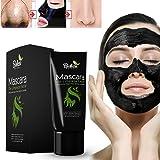 Mascara De Limpieza Facial Profunda Para Eliminar Espinillas - Mascarilla Negra De Purificacion Facial - Mascara