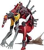 レガシーOFリボルテック エヴァンゲリオン2号機 獣化第2形態 【ザ・ビースト】 LR-035 (ABS&PVC塗装済みアクションフィギュア)