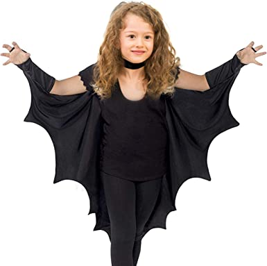 Adult size Black Dragon Wings Costume Accessory Gargoyle Bat Cosplay fnt