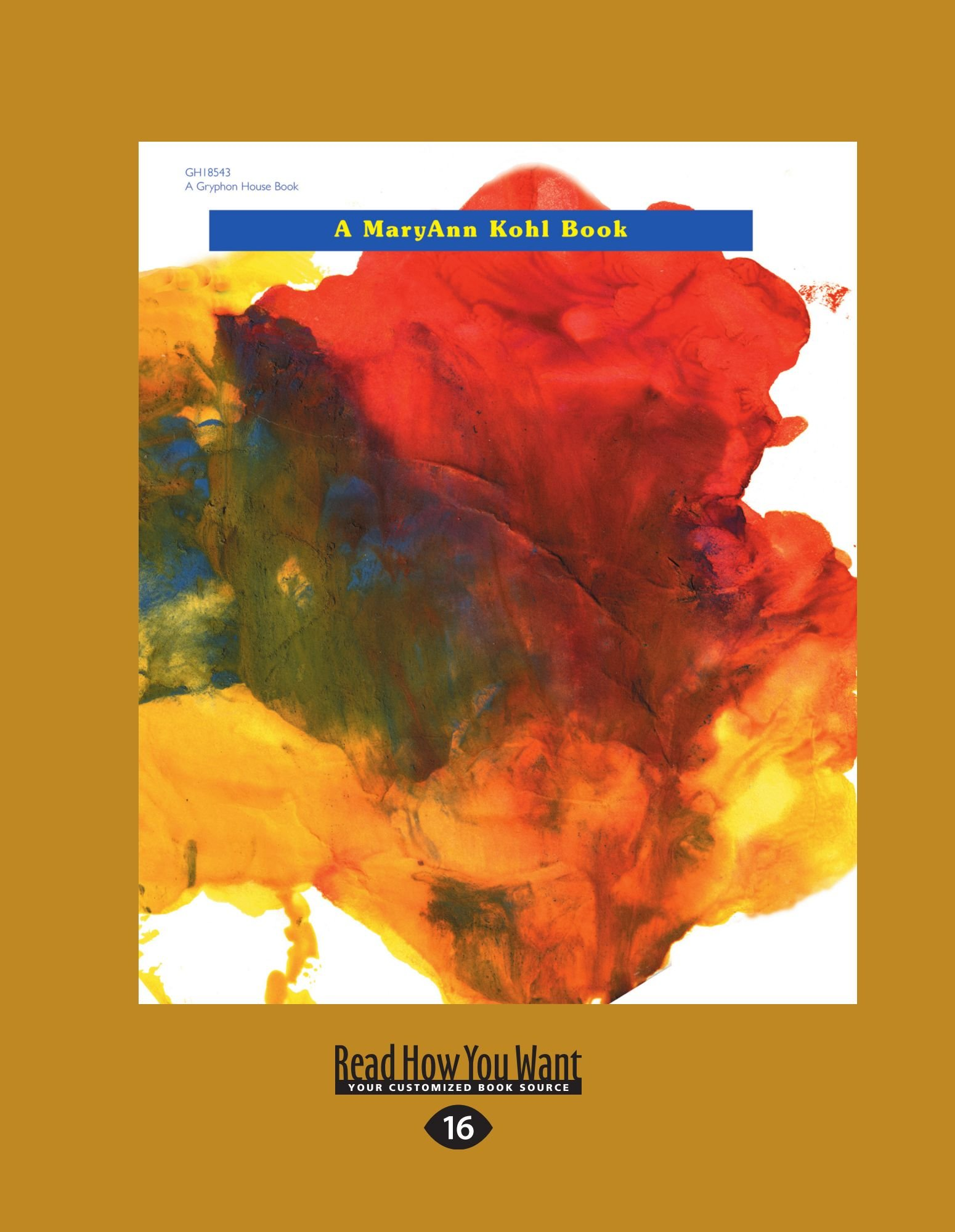 Read Online First Art: Art Experiences for Toddlers and Twos ebook
