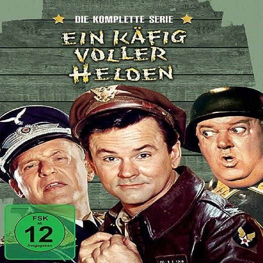 Ein Käfig voller Helden - DVD Box - Blu Ray