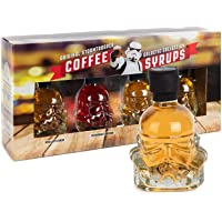 Modern Gourmet Foods, Original Stormtrooper Coffee Syrup, Flavours Include Vanilla, Peppermint, Caramel, and Hazelnut…