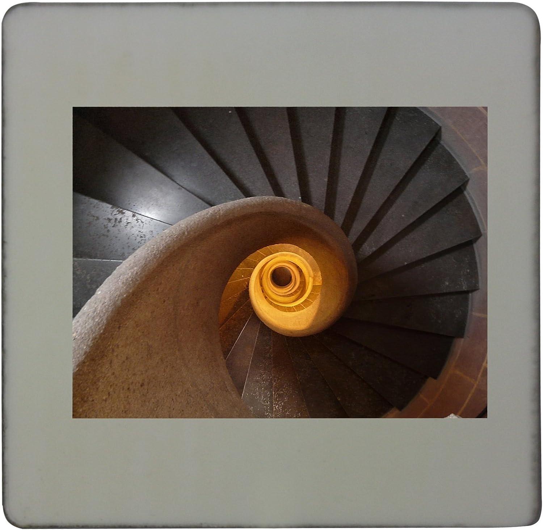 Escaleras, escalera de caracol, Aparición De Tablero cuadrado imán para nevera: Amazon.es: Hogar
