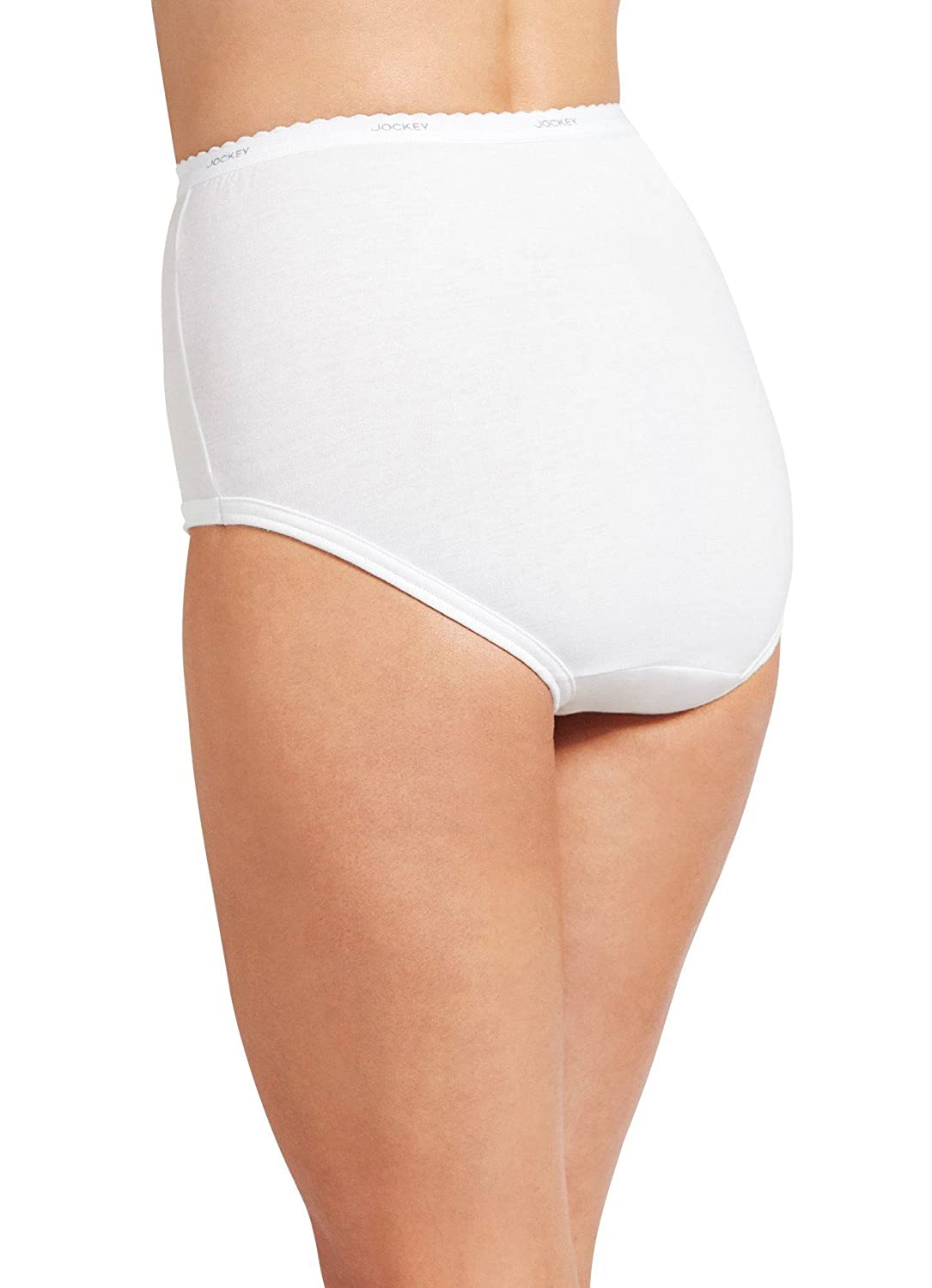 variousstyles sells top-rated discount Jockey Women's Underwear Classic Brief - 6 Pack