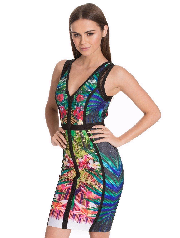 Vestidos Ropa De Moda 2017 Para Mujer De Fiesta y Noche Elegante (M, Black) VE0022 at Amazon Womens Clothing store: