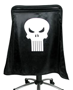 Entertainment Earth Punisher Chair Capes