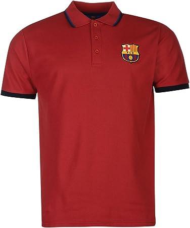 FC Barcelona Polo para hombre fuente Lab para hombre Deep ...
