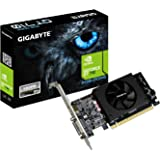 Gigabyte GeForce GT 710 2GB Graphic Cards and Support PCI Express 2.0 X8 Bus Interface. Graphic Cards GV-N710D5-2GL
