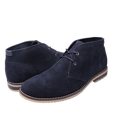 Amazon.com | GLOBALWIN Mens Classic 1628 Chukka Boots | Boots