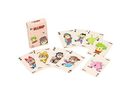 Amazon.com: Dr. Slump – Juego de cartas con personajes de ...