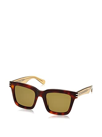 e04344a83bea4a Marc Jacobs Lunettes de soleil MJ 604 F S - Brown - One size  Amazon ...
