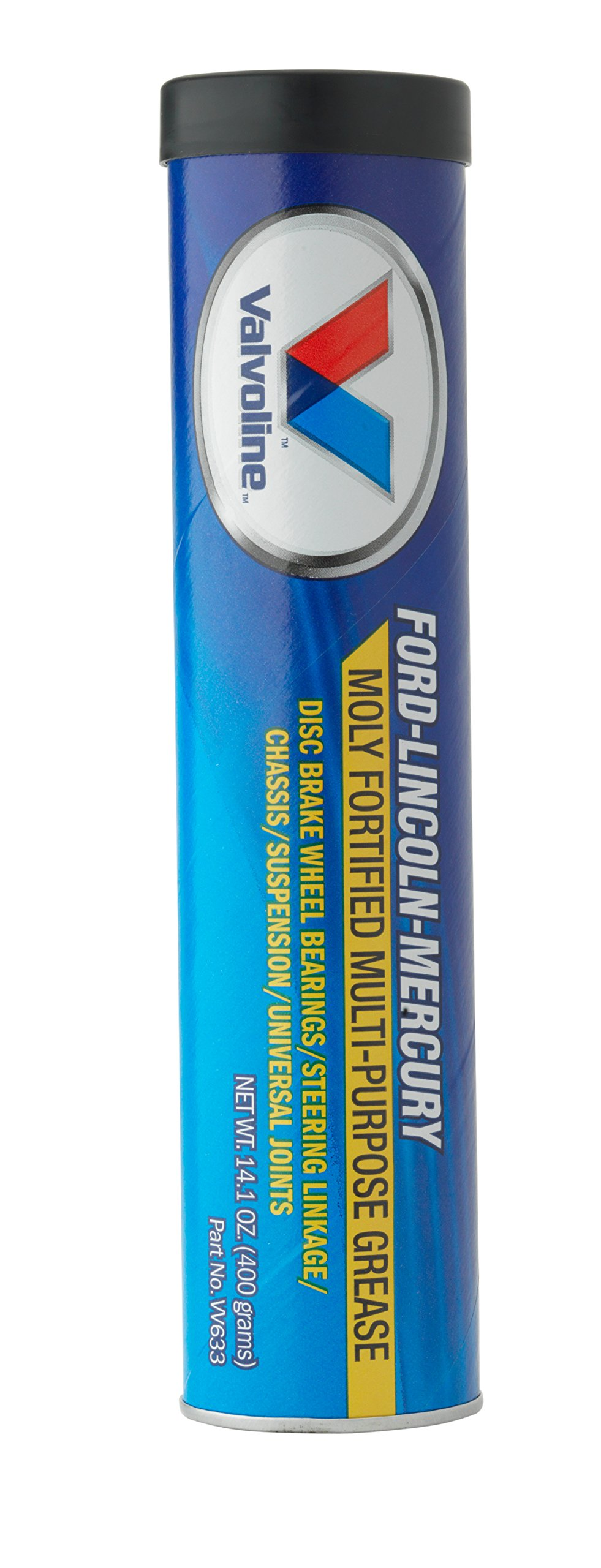 Valvoline VV633 Multi-Purpose Grease (Moly-Fortified Ford - 14.1oz), 50 Pack by Valvoline