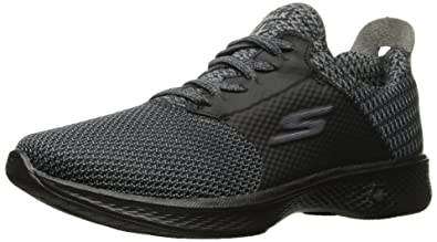 fa08274d0a86 Skechers Women s Go Walk 4-Sustain Trainers  Amazon.co.uk  Shoes   Bags