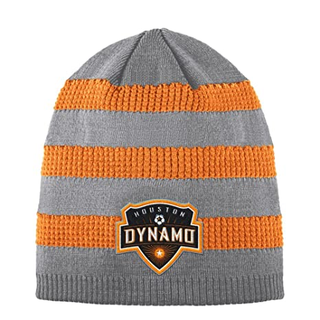 0bb7263cead Image Unavailable. Image not available for. Color  adidas Houston Dynamo  Beanie ...