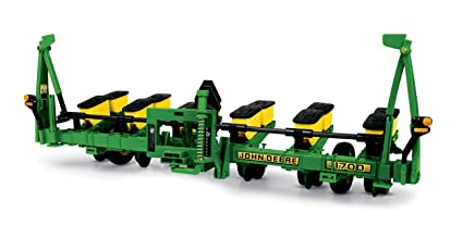 Amazon Com Ertl John Deere 1700 Planter 1 16 Scale Toys Games