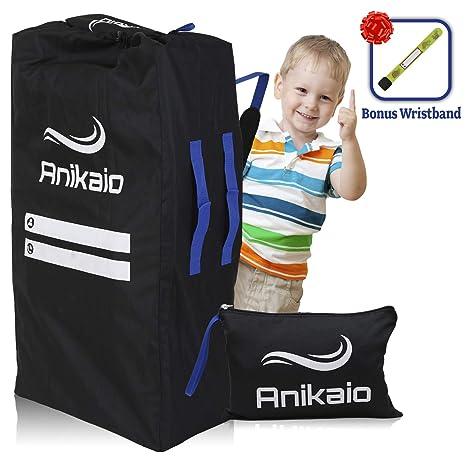 Amazon.com: Anikaio - Bolsa de viaje para cochecito de bebé ...