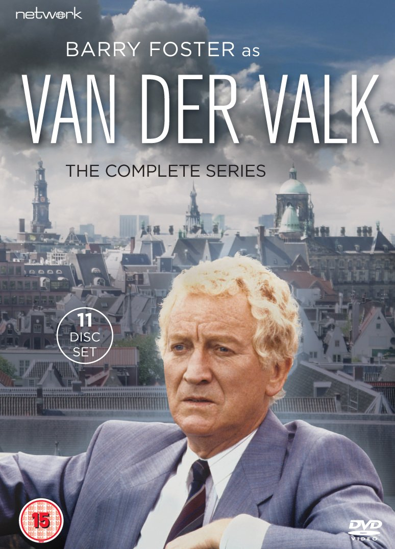 Van der Valk: The Complete Series